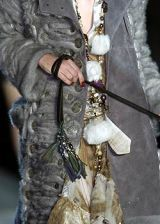 Just Cavalli Fall 2005 Ready-to-Wear Detail 0003