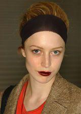 Prada Fall 2005 Ready-to-Wear Backstage 0003