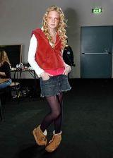 Blugirl Fall 2005 Ready-to-Wear Backstage 0002
