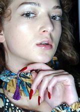 Just Cavalli Fall 2005 Ready-to-Wear Backstage 0003
