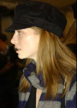 Burberry Prorsum Fall 2005 Ready-to-Wear Backstage 0003