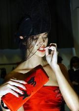 Giorgio Armani Fall 2005 Ready-to-Wear Backstage 0003