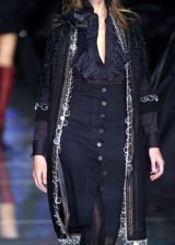 Antonio Berardi Fall 2005 Ready-to-Wear Detail 0002