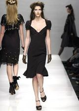 Moschino Fall 2005 Ready-to-Wear Collections 0002