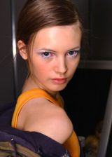 Max Mara Fall 2005 Ready-to-Wear Backstage 0003