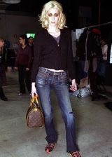 Trend les Copains Fall 2005 Ready-to-Wear Backstage 0002