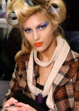 Moschino Fall 2005 Ready-to-Wear Backstage 0002