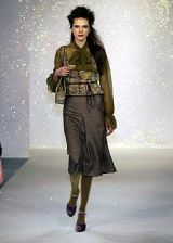 Luisa Beccaria Fall 2005 Ready-to-Wear Collections 0003