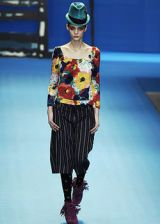 Cacharel Fall 2005 Ready-to-Wear Collections 0002