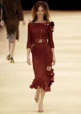 Alexander McQueen Fall 2005 Ready-to-Wear Collections 0002