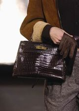 Hermes Fall 2005 Ready-to-Wear Detail 0002