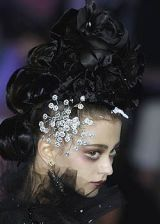 Christian Lacroix Fall 2005 Haute Couture Detail 0003