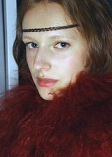 Kenzo Fall 2005 Ready-to-Wear Backstage 0003