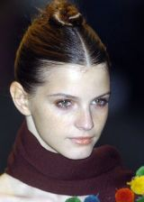 Cacharel Fall 2005 Ready-to-Wear Detail 0002