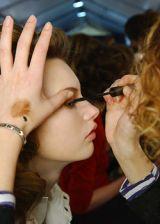Sonia Rykiel Fall 2005 Ready-to-Wear Backstage 0003