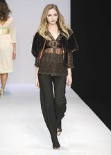 Collette Dinnigan Fall 2005 Ready-to-Wear Collections 0003