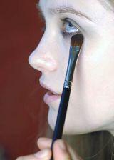 Nina Ricci Fall 2005 Ready-to-Wear Backstage 0002