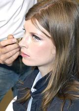 Chanel Fall 2005 Haute Couture Backstage 0003