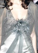 Elie Saab Fall 2005 Haute Couture Detail 0003