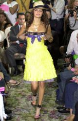 Betsey Johnson Spring 2002 Ready-to-Wear Collection 0002