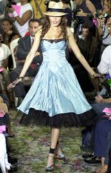 Betsey Johnson Spring 2002 Ready-to-Wear Collection 0003