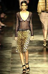 YSL Rive Gauche Spring 2002 Ready-to-Wear Collection 0002
