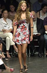 Diane von Furstenberg Spring 2002 Ready-to-Wear Collection 0002