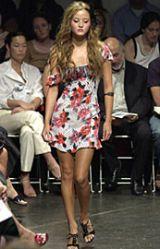 Diane von Furstenberg Spring 2002 Ready-to-Wear Collection 0002