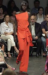 Diane von Furstenberg Spring 2002 Ready-to-Wear Collection 0003