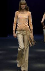 Clements Ribeiro Spring 2002 Ready-to-Wear Collection 0002