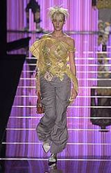 John Galliano Spring 2002 Ready-to-Wear Collection 0002