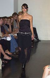 Katayone Adeli Spring 2002 Ready-to-Wear Collection 0002