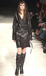 Ann Demeulemeester Fall 2002 Ready-to-Wear Collection 0002