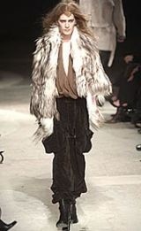 Ann Demeulemeester Fall 2002 Ready-to-Wear Collection 0003