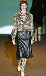 Anna Sui Fall 2002 Ready-to-Wear Collection 0002