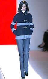 Anne Klein Fall 2002 Ready-to-Wear Collection 0002
