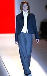 Anne Klein Fall 2002 Ready-to-Wear Collection 0003
