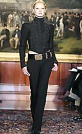 Ralph Lauren Fall 2002 Ready-to-Wear Collection 0003