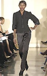 Badgley Mischka Fall 2002 Ready-to-Wear Collection 0003