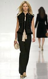 Blumarine Fall 2002 Ready-to-Wear Collection 0003