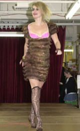 Betsey Johnson Fall 2002 Ready-to-Wear Collection 0002
