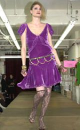 Betsey Johnson Fall 2002 Ready-to-Wear Collection 0003