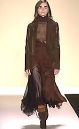 BCBG Fall 2002 Ready-to-Wear Collection 0002