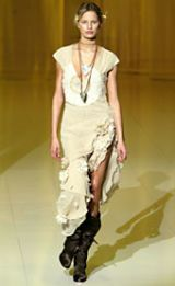 Emanuel Ungaro Fall 2002 Ready-to-Wear Collection 0002