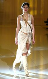 Emanuel Ungaro Fall 2002 Ready-to-Wear Collection 0003