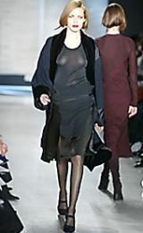 Donna Karan Fall 2002 Ready-to-Wear Collection 0002