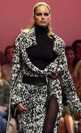 Diane von Furstenberg Fall 2002 Ready-to-Wear Collection 0002