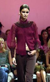 Diane von Furstenberg Fall 2002 Ready-to-Wear Collection 0003