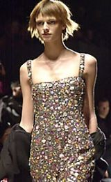 Oscar de La Renta Fall 2002 Ready-to-Wear Collection 0002