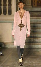 Markus Lupfer Fall 2002 Ready-to-Wear Collection 0002